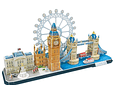 London CityLine (UK) - Puzzle 3D