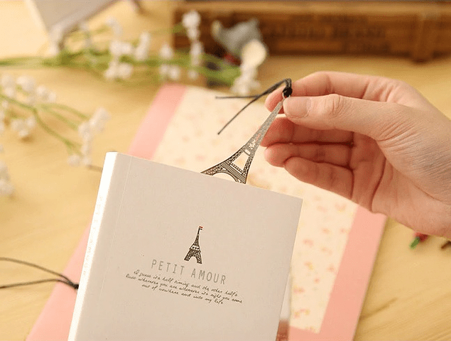 Marcador de Libros viajeros