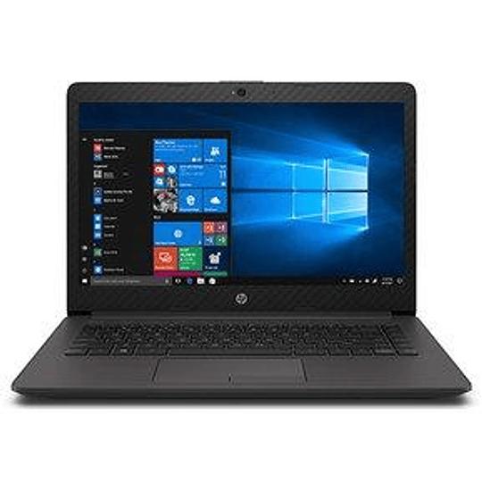 Notebook HP 240 G7 / Intel Celeron / 4GB RAM / 64GB / Win10 PRO/ 14