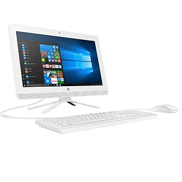 ALL in One HP 20-c409la Intel Core I3 4GB RAM  1TB  19.6'' HD