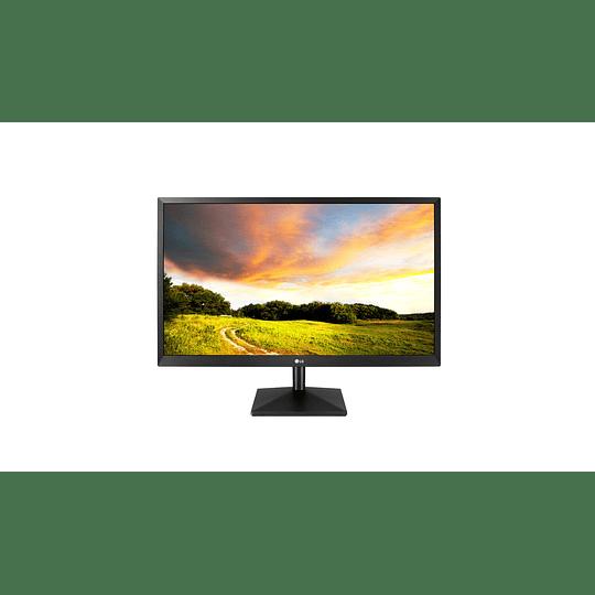 Monitor LG Led 19,5'',1366x768, VGA, HDMI, Black  20MK400H
