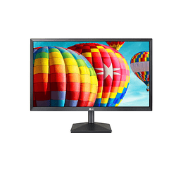 Monitor LG 21.5'' 22MN430H-B Panel IPS Full HD, HDMI, VGA