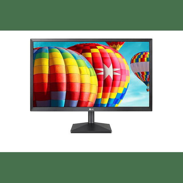 Monitor LG 21.5'' 22MN430H-B Panel IPS Full HD, HDMI, VGA