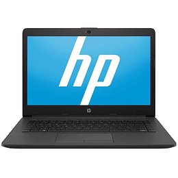 Notebook HP 240 G7 Intel Core i3-1005G1 4GB Ram 1TB HDD 14'' Sin Sistema Operativo