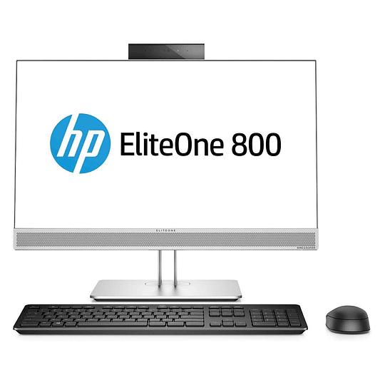 All in One  HP EliteOne 800 G4 Core i5-8500, 8GB RAM, 1 TB HDD, 23.8″ FHD