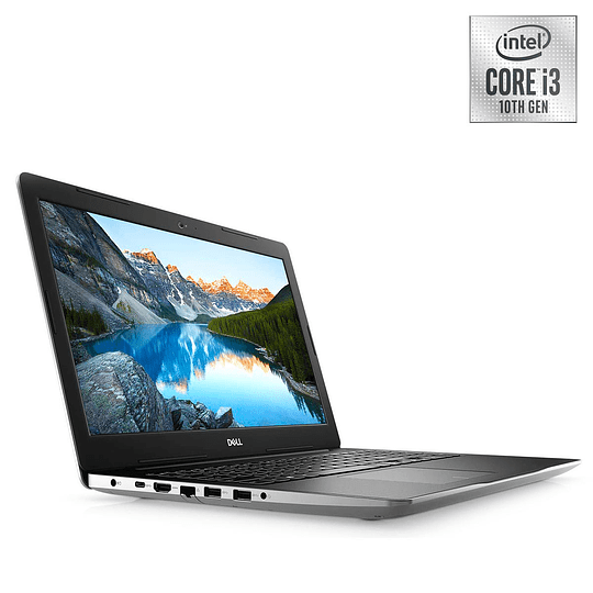 NOTEBOOK DELL INSPIRON 15 3593, INTEL CORE I3-1005G1, 4GB DDR4, 1TB,15.6'' FHD Sin Sistema Operativo