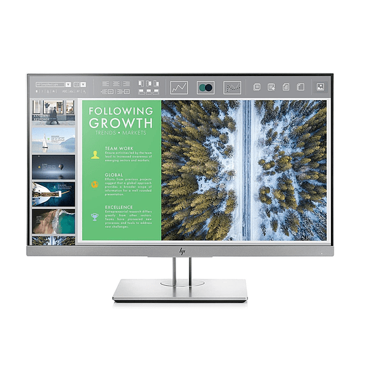 Monitor HP EliteDisplay E243 23.8 FHD,VGA, HDMI