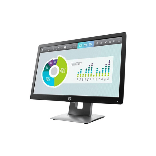 Monitor HP EliteDisplay E202 de 20'' HD,60 HZ,HDMI,VGA