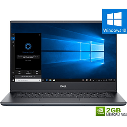 Notebook DELL VOSTRO 5490 i7-10510u, 8GB,  256GB SSD, MX250 2GB, 14''