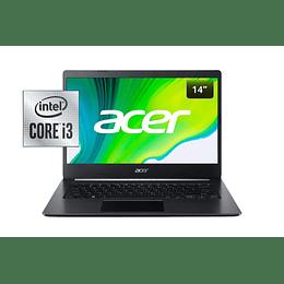 NTBK ACER  INTEL CORE i3 1005G1 8GB 256 SSD ASPIRE 5 A514-53-37MQ-1