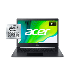 NOTEBOOK ACER ASPIRE 5 A514-53-54AM-1 INTEL CORE I5 8GB 256 SSD