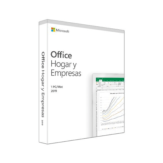 Office 2019 Home and Business Mac/Win