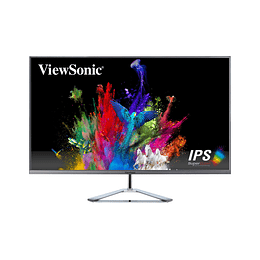Monitor Viewsonic VX3276-mhd 31.5'' Full HD, SuperClear, IPS, Frameless, HDMI, DP, VGA