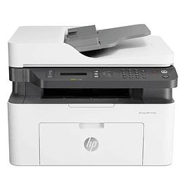 Impresora Multifuncional Láser HP 137fnw, Hasta 20 ppm A4, WIFI