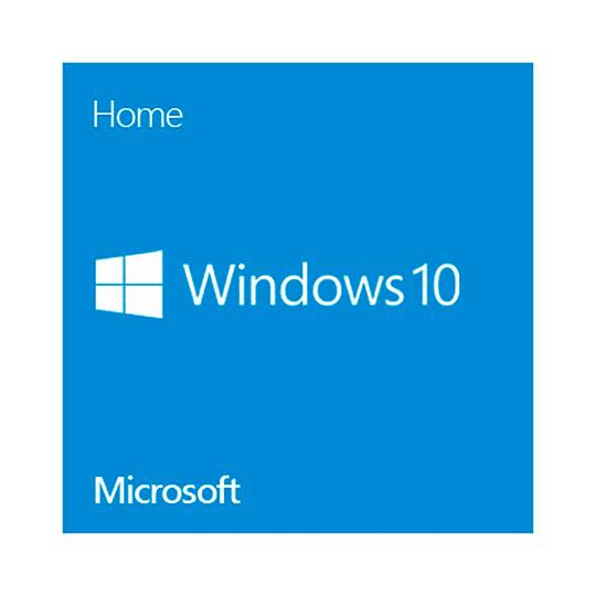 Licencia Microsoft  Windows 10 Home OEM 64 bit Español