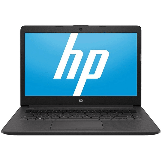Notebook HP 240 G7, Intel Celeron N4000, Ram 4GB RAM, 500GB HHD, HD 14.0,SIN SISTEMA OPERATIVO