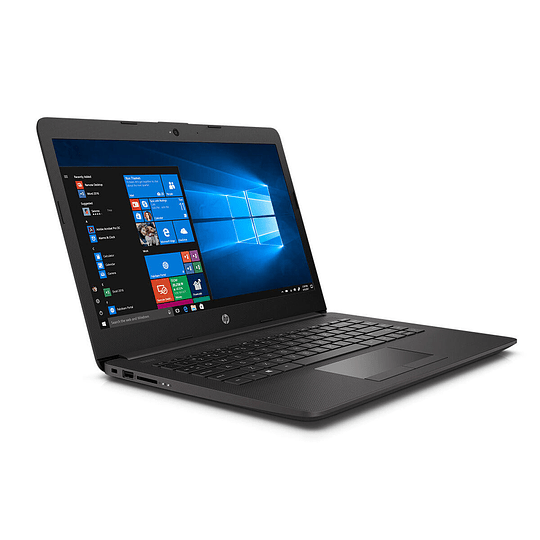 Notebook HP 245 G7, AMD Ryze 3 2200U, Ram 4GB, 1TB, HD 14.0, W10 Home