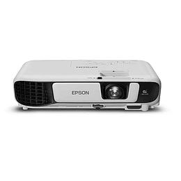 PROYECTOR EPSON Power Lite S41+ 3300 Lumens, SVGA, HDMI