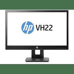 Monitor HP VH22 de 21,5 V9E67AA , 16:9, 1920 x 1080, VGA, DVI-D, DisplayPort