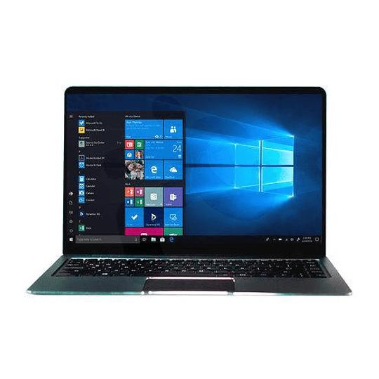 Notebook Gear Lotus 14 FHD Celeron N3350 4GB 128GB SSD Windows 10 Dark Gray