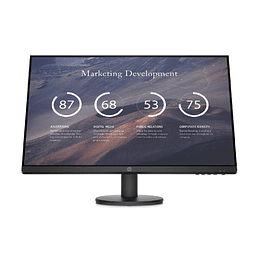 Monitor HP P27V G4, 27.0, LCD, Panel TN, FHD, HDMI, VGA, 5ms