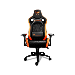 Silla Cougar Armor S Class 4 Full Steel Gaming