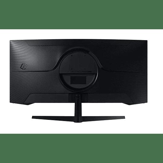 Monitor Gamer Samsung Odyssey G5 34, WQHD 3440x1440, 165Hz, 1ms, Curvo, Freesync Premium