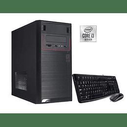 Desktop intel core  i3-10100/ 12GB/ 240GB SSD + 1TB HDD/ W10H