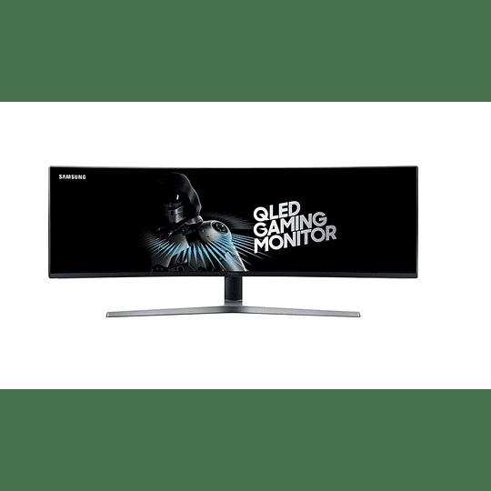 Monitor Samsung 49'' QLED Gaming con pantalla Super Ultra-wide 32:9