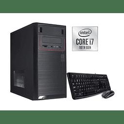 Desktop intel core  i7 10700, 8GB, 240GB SSD, W10H