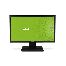 Monitor Acer de 19,5'' V206HQL (HD, 60hz, 5ms, VGA)