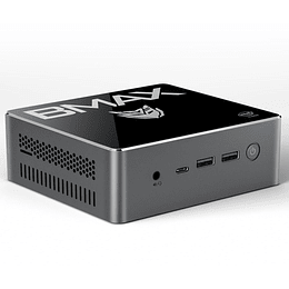 MINI PC BMAX B3. Intel Core I3 5005U, RAM 8 GB, SSD 128, WINDOWS 10