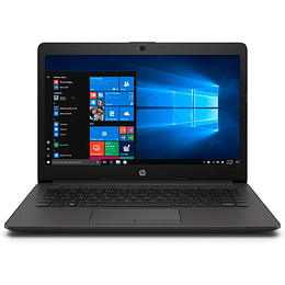 Notebook HP 240 G7,Intel Core i5 1035G1, 4GB, 1TB HDD, Pantalla 14, Win10 Pro