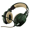 Audifonos Carus GXT 322C GAMING HEADSET, Verde