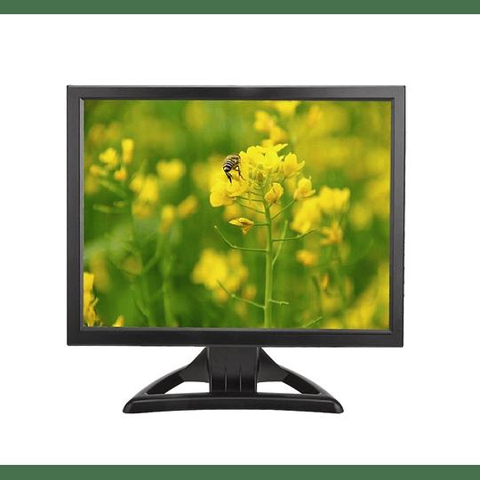 Monitor Touch de 17'' LED 1280*1024, 75Hz