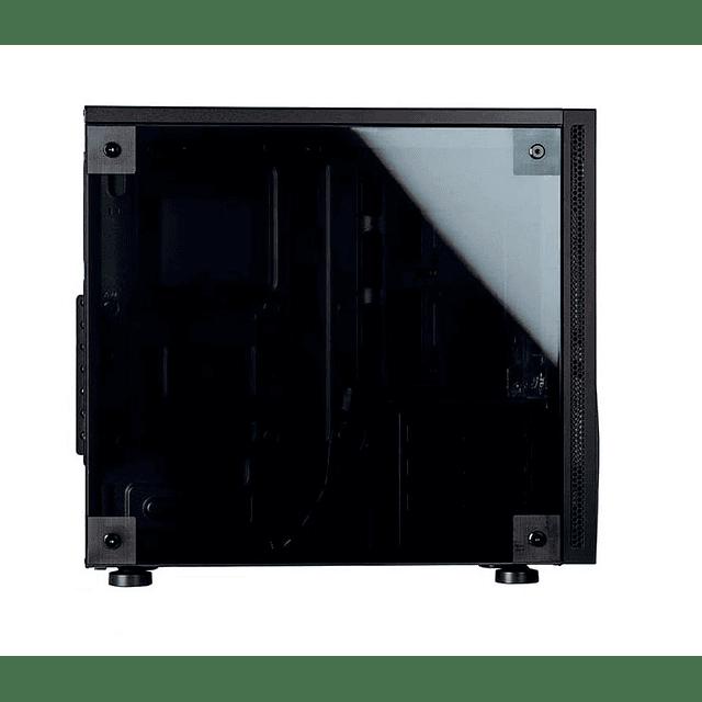 Gabinete Corsair Spec05 - Negro con fuente de apoder de CV550