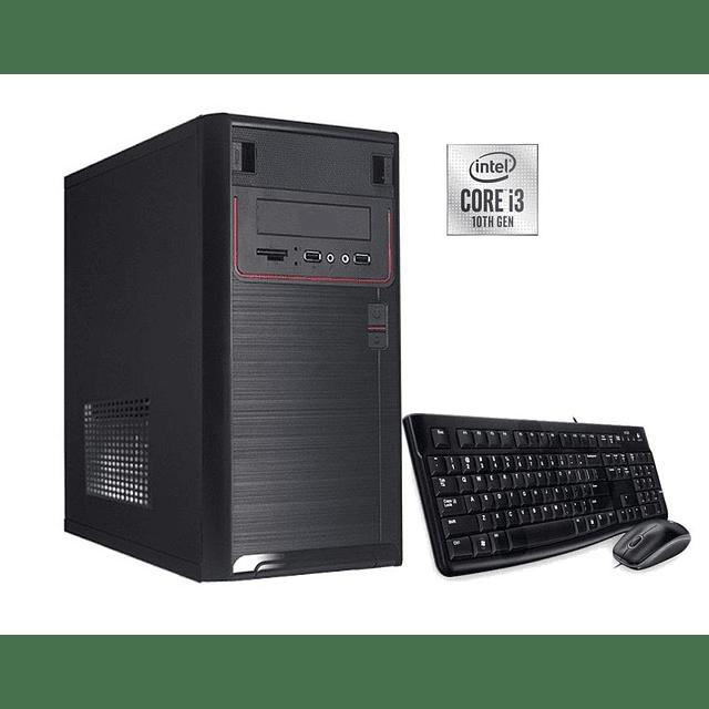 Desktop intel core i3-10100/ 12GB/ 240GB SSD/ W10H