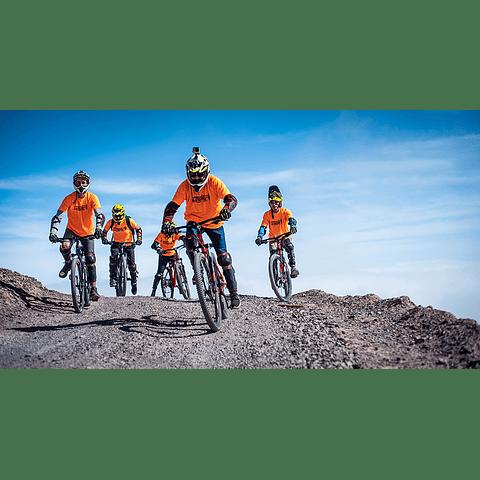 Iquique Tour Bicicletas Cerro Tarapacá