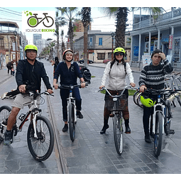 Iquique City Tour on Bike