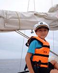 Navegación a vela por la costa de Iquique