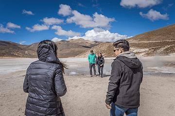 tours imperdible en el Altiplano de Iquique Geiser de Puchuldiza