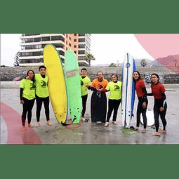 Clases de Surf Iquique