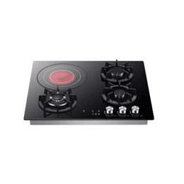 Cocina Encimera a gas y electrica 4 Platos Cod: NY-QB4613A