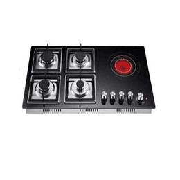 Cocina Encimera a gas y electrica 5 Platos Cod: NY-QB5813