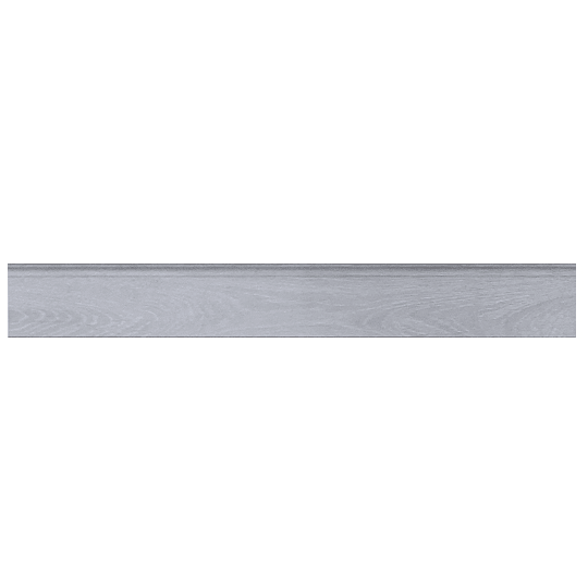 Guardapolvo de PVC 2400x80x12 Cod.YF2402 GUARDA