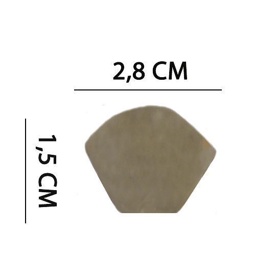 Cuarto Rondon 2400x28x15 Cod. 98125 CUARTO