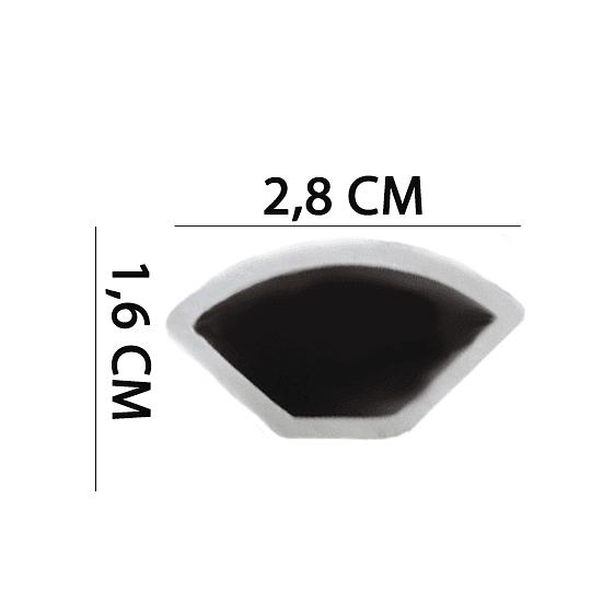 Cuarto Rondon PVC 2400x28x16 Cod. YF2402