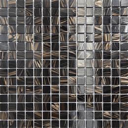 Malla de Mosaico de vidrio 327X327 4 mm Cod. GL4002 Caja Rinde 2.14 m2