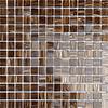 Malla de Mosaico de vidrio 327X327 4 mm Cod. GL4003 Caja Rinde 2.14 m2