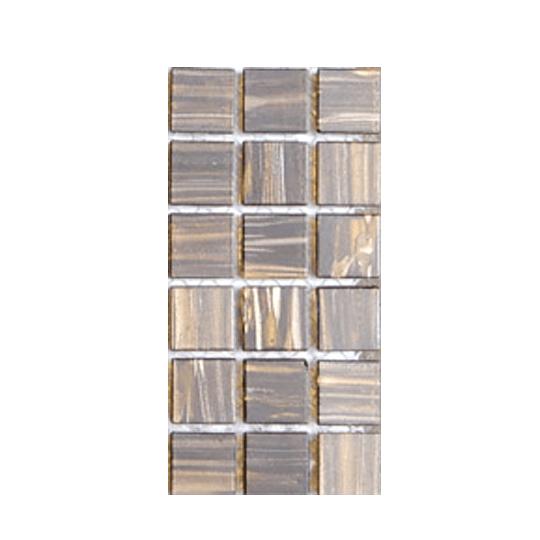 Malla de Mosaico de vidrio 327X327 4 mm Cod. GL4003